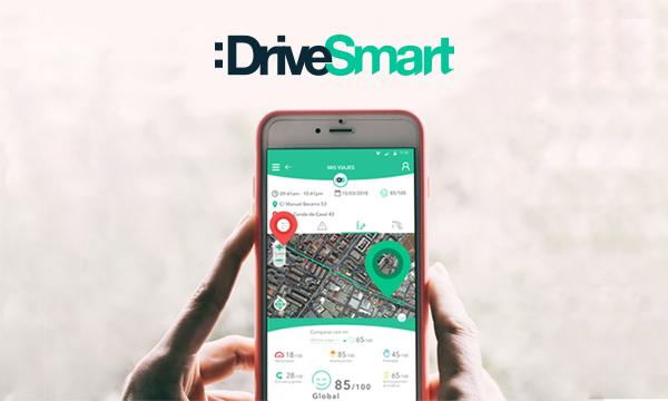 Aplicación para buenos conductores, DriveSmart