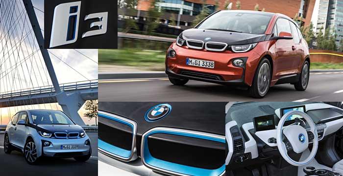 i3, el nuevo modelo de BMW totalmente eléctrico