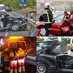 ¿Qué hacer ante un accidente de tráfico con víctimas?