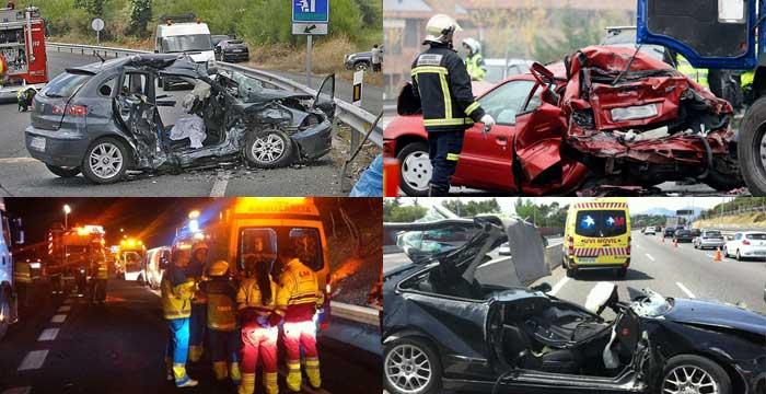 Qué hacer ante un accidente de tráfico con víctimas