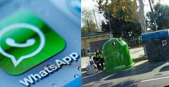 Le detienen por avisar por WhatsApp de los controles de Tráfico