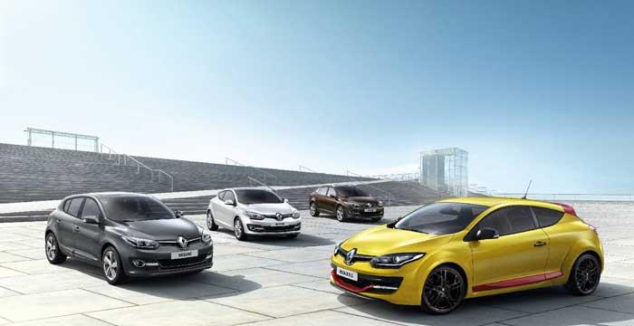 El Renault Megane, el coche más vendido en junio de 2014