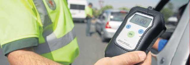 Los márgenes de error en las multas por alcoholemia, fundamentales