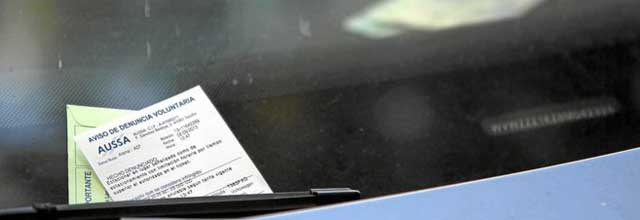 Las multas de aparcamiento, en qué fijarse para recurrirlas