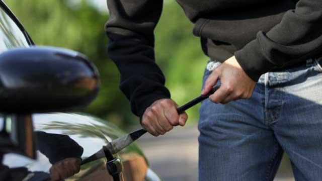 Los cinco métodos más utilizados por los ladrones para robar coches