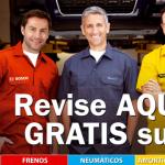 10.000 talleres revisan gratis tu coche hasta agosto