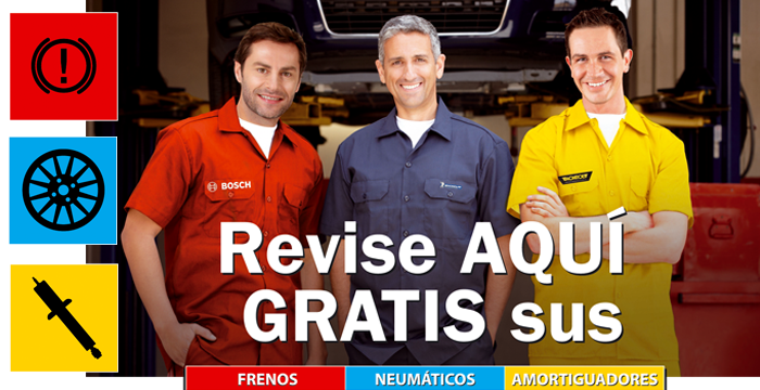 10.000 talleres realizan revisiones gratuitas en toda España hasta el 31 de julio