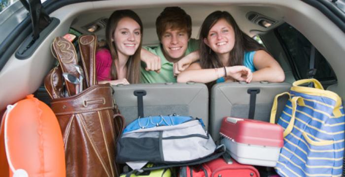 Todas las claves para colocar correctamente el equipaje en el coche