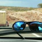 Las gafas de sol, ¿necesarias para conducir en verano?