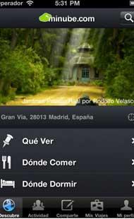 Minube, la app que te ayuda a encontrar tu viaje ideal