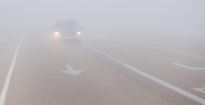 Consejos a tener en cuenta para conducir con niebla