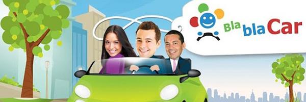 Blablacar, la red social que conecta conductores con pasajeros para compartir coche