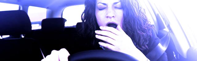 Circunstancias en el conductor que favorecen la aparición de fatiga