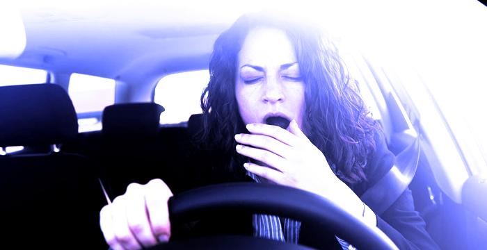 Causas que provocan la aparición del sueño en el conductor y recomendaciones para evitarlo
