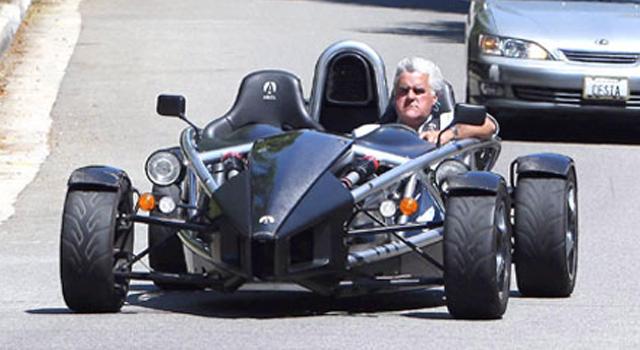 Ariel Atom, uno de los 48 coches de Jay Leno