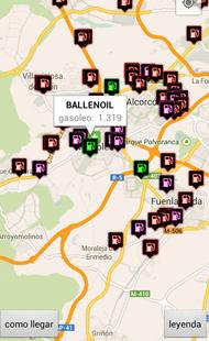 Gasofa, una app para encontrar gasolina barata