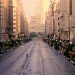 Los coches, prohibidos en el centro de Madrid desde 2015