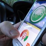 El número de teléfono, opcional en el registro de :DriveSmart