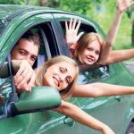 Ahorrar + conocer gente + diversión = compartir coche