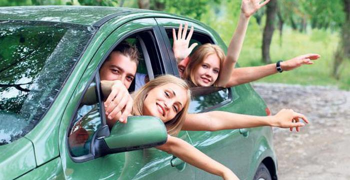 ¿Conoces las ventajas de compartir coche?