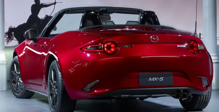 Clásicos, lanzamientos y concept cars de Mazda en el Mazda Space.