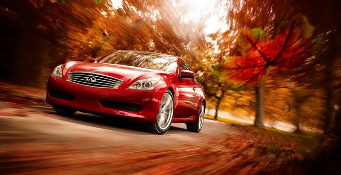 ¿Sabes cómo poner a punto el coche para el otoño?