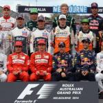 Los pilotos de Fórmula 1… ¡y sus sueldos!