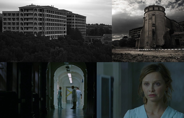 """Hospital del Tórax en Terrasa, Barcelona: en """"Frágiles"""", """"Ouija"""" y """"Los sin nombre"""""""