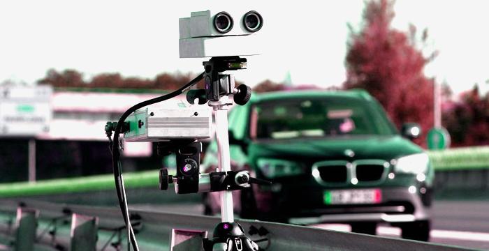 ¿Conoces los nuevos radares móviles láser de la DGT?