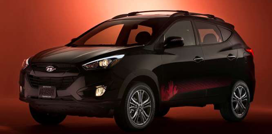Hyundai Tucson, edición especial de The Walking Dead...