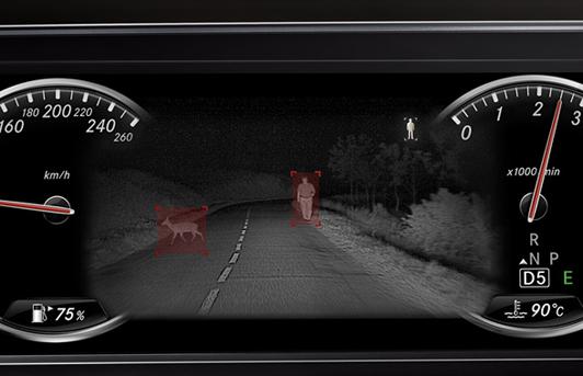 Visión nocturna por infrarrojos, una clave de seguridad para la noche