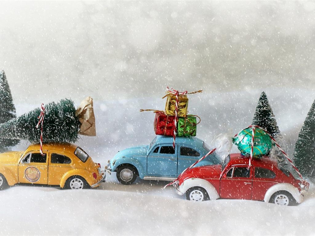 Decálogo de consejos para conducir en Navidad