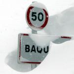 ¿Me pueden multar por saltarme una señal tapada con nieve?