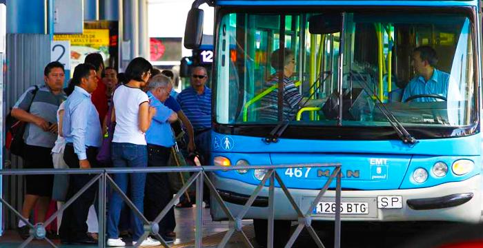 El transporte público, bajo lupa