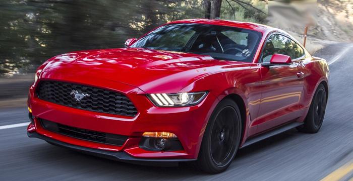 Mustang GT, amor a ritmo de country