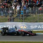 El estreno de Fernando Alonso con McLaren: ¡visto y no visto!