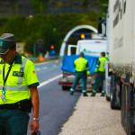Más que radares para cazar furgonetas, camiones y autobuses
