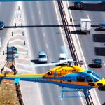 La DGT busca cuidadores de sus helicópteros. Sueldo: 400.000 euros
