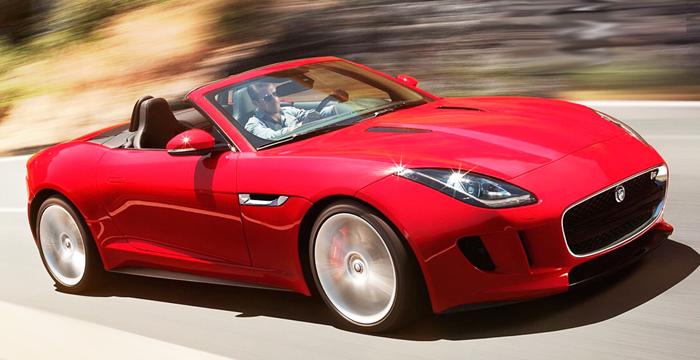 El guapo con clase más british... ¡el Jaguar F-Type S!