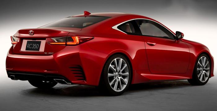 ¿Sofisticado y atrevido? Lexus RC-F, tu media naranja