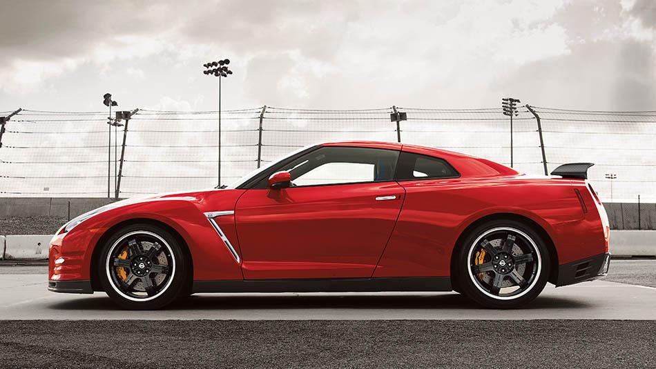 Nissan_GTR, ¡nos acelera el pulso!