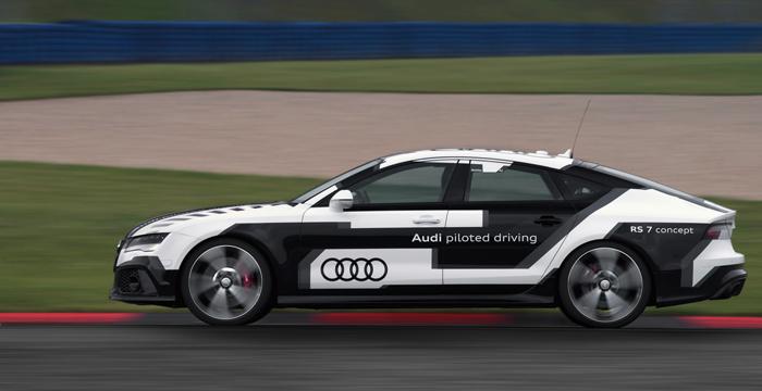 El Reino Unido apuesta y gana a España con el vehículo autónomo