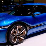 ¿Un coche que funciona con agua de mar y estará a la venta? ¡Sí, el Quantino!