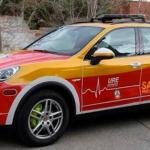 ¿Un Porsche para el Samur de Madrid? ¿Y para los bomberos?