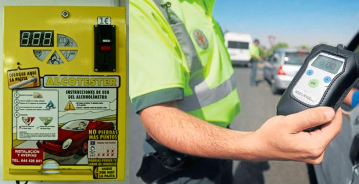 ¿Son fiables los alcoholímetros de parkings, discotecas y restaurantes?