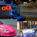 Los 4 coches más feos de la saga Fast & Furious