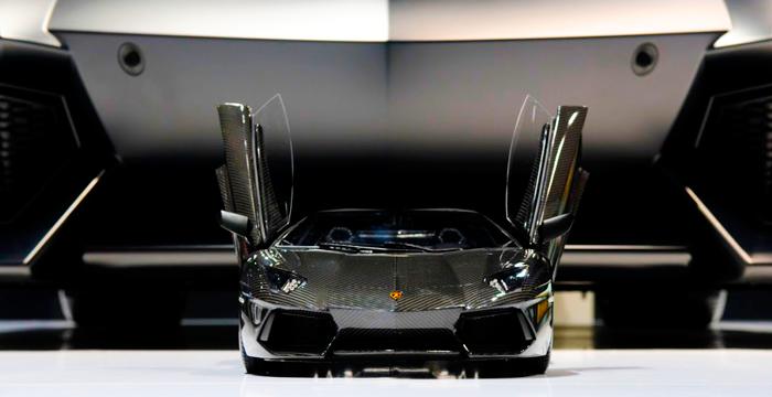 Une Lamborghini à 3,5 millions d'euros