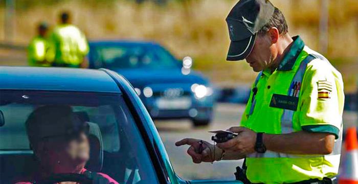 Un conductor de Vigo es detenido por múltiples delitos contra la seguridad vial