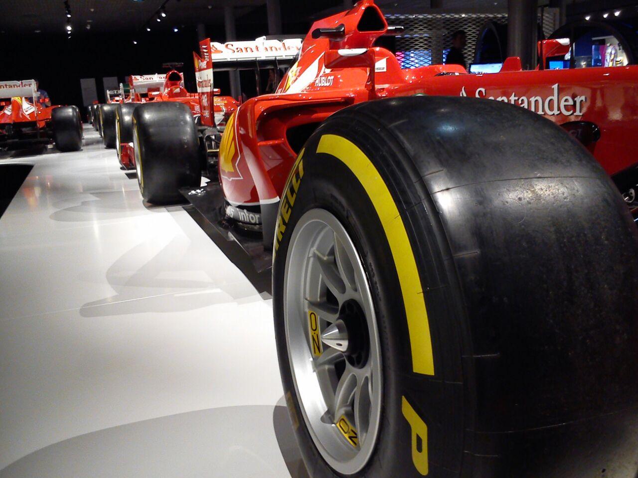 Fernando Alonso y Ferrari