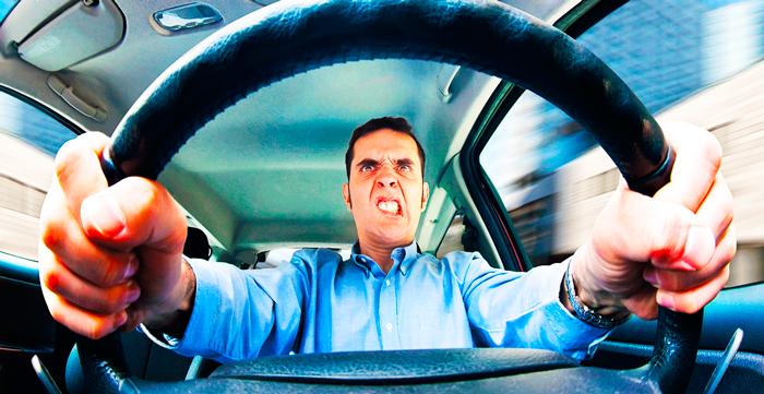 ¿Qué no hacerle a un hombre en el coche?